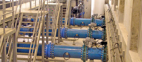 Sea Water Desalination by Reverse Osmosis (RO)